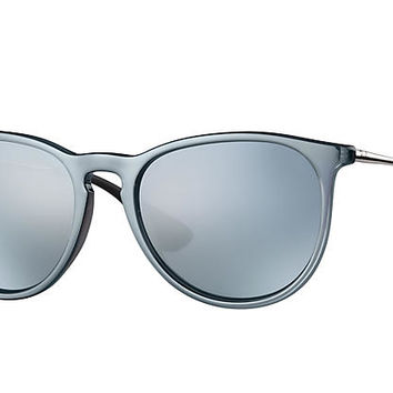 Ray-Ban ERIKA COLOR MIX Grey Silver, RB4171 | Ray-Ban® USA