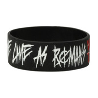 We Came As Romans One Hope Rubber Bracelet