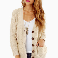 Jerri Button Up Cardigan $44