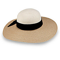 Eugenia Kim - Honey Colorblocked Wide-Brim Hat - Saks Fifth Avenue Mobile