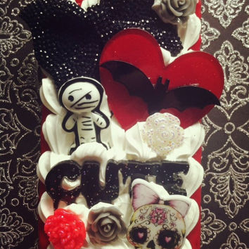 Creepy Decoden Phone Case MADE TO ORDER