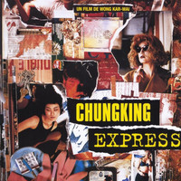 Chungking Express 11x17 Movie Poster (1994)