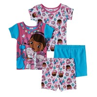Disney's Doc McStuffins Pajama Set - Toddler Girl, Size: