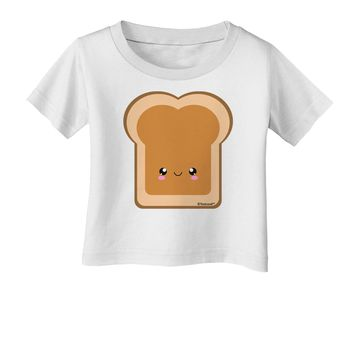 Cute Matching Design - PB and J - Peanut Butter Infant T-Shirt by TooLoud