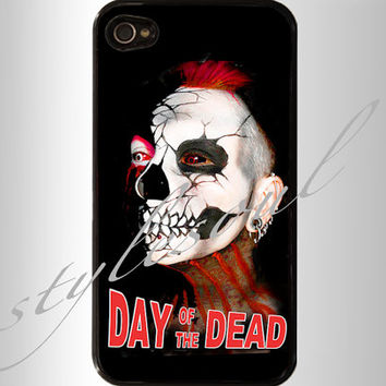 Day of the Dead male skull mask iPhone 4 Case, iPhone 4s Case, iPhone 5 case,Samsung GALAXY S III
