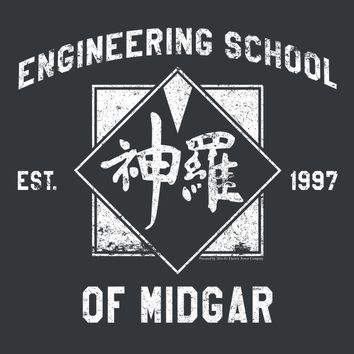 Engineering School of Midgar