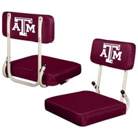 Texas A&M University Hard Back Stadium Seat