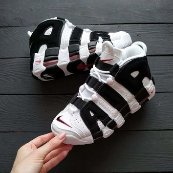 Nike Air More Uptempo Pippen Sports Basketball Shoes