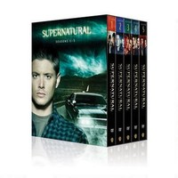 Supernatural: Seasons 1-5 Box Set |