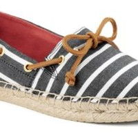 Sperry Top-Sider Katama Espadrille NavyBretonStripe, Size 10M  Women's Shoes