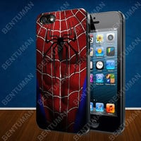 Spiderman Costume, Spiderman Kit case for iPhone 4, 4S, 5, 5S, 5C and Samsung Galaxy s2, s3, s4