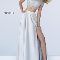 Sherri Hill 50037 Sherri Hill Prom Dresses Shop Z Couture for the latest Prom 2016 Dresses.