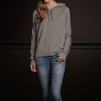 First Point Lace Hoodie