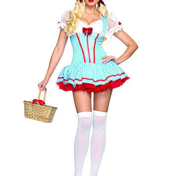 Diva Dorothy Costume | Sexy Clothes Womens Sexy Dresses Sexy Clubwear Sexy Swimwear | Flirt Catalog