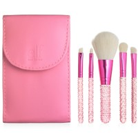 Crystal Travel Brush Set