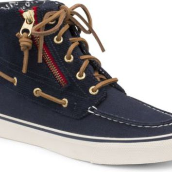 Sperry Top-Sider Wilma Chukka Boot Navy, Size 12M  Women's Shoes