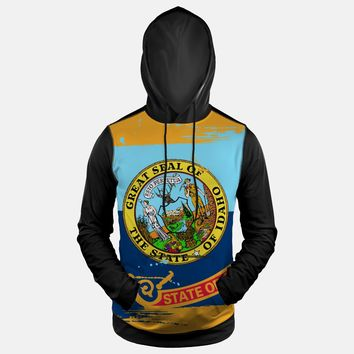 Idaho State Flag Hoodie (Ships in 2 Weeks)
