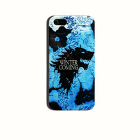 Game of Thrones Stark iPhone 4 4s, iPhone 5/5s, 5c and iPhone 6 Hard Case Cover