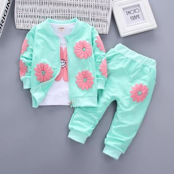 Tracksuits For Girls Toddler Girl Winter Outfits