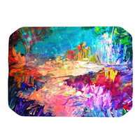 "Ebi Emporium ""Welcome to Utopia"" Rainbow Place Mat"