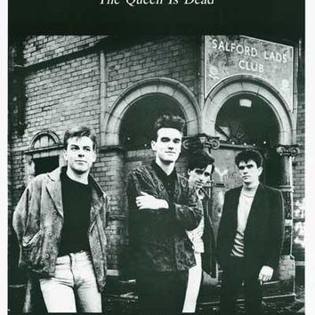 The Smiths Queen Is Dead Morrissey Poster 24x34