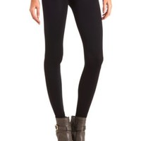 High-Waisted Seamless Leggings by Charlotte Russe