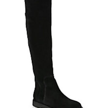 Vince - Coleton Suede Over-The-Knee Boots - Saks Fifth Avenue Mobile