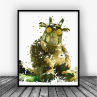 The Gruffalo Art Print Poster