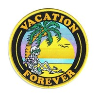 Vacation Forever Patch