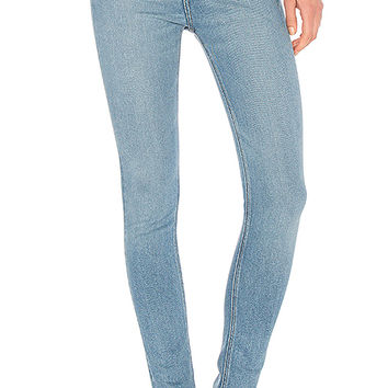 rag & bone/JEAN High Rise Skinny in Branch