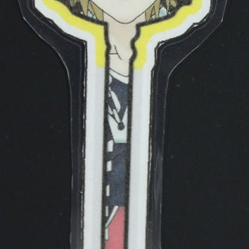 Kingdom Hearts Keyblade Bookmarks