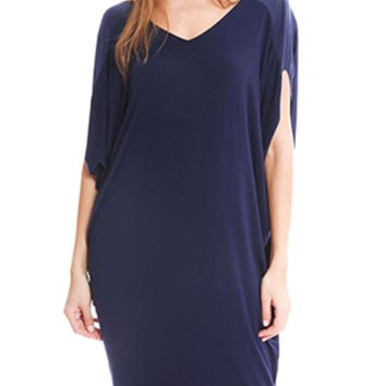 Malene Birger Amalinda V-Neck Dress