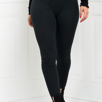 Jane Leggings - Black