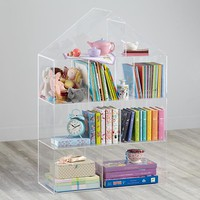 Publisher's Clear House Bookcase