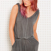 Sparkle & Fade Washed Jersey Playsuit at Urban Outfitters