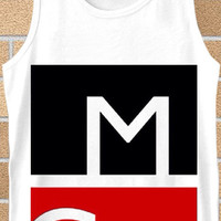 Popular tank top magcon boys logo,tank top mens,Tank top Woman,tank top girl Available for size S,M,L,XL,XXL Black and White