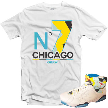 OutRank Apparel No 7 N7 7's Tee