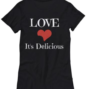 Love Is Delicious (Womens - WL)