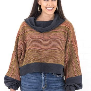 Women's Free People Catch A Smile Pullover