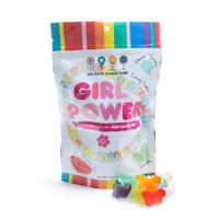 Dylan's Candy Bar Girl Power Candy Pouch : 10 and Under