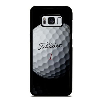 TITLEIST GOLF Samsung Galaxy S3 S4 S5 S6 S7 Edge S8 Plus, Note 3 4 5 8 Case Cover