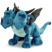 Two Headed Dragon Plush Toy, Nici Large