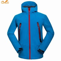 Factory direct winter men's outdoor sports ski wear warm waterproof windproof breathable mountaineering jacket camping