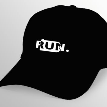 Pennsylvania RUN. Cap