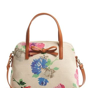 Women's kate spade new york 'iris street - maise' satchel - Beige