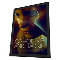 Caroline and Jackie 27x40 Framed Movie Poster (2013)