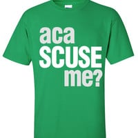 acascusme tshirt Plain T shirt