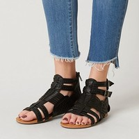 NOT RATED BED & BREAKFAST SANDAL