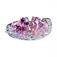 Pink Promise Rings - Beautiful Promise Rings