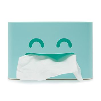 Smile Face Tissue Box